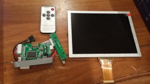 Elektronische Bauteile von dem BMO