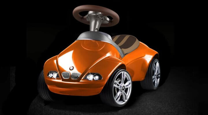 Bobby Car BMW