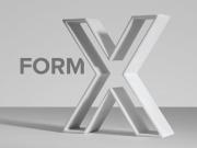 Logo Form X