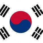 Flagge Südkorea