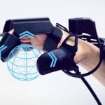 Der Virtual Reality Handschuh Exos