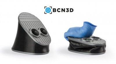 3D-Druck-Objekte mit Sigma R17