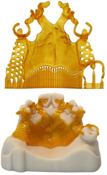 Zahnmedizinische Modelle aus dem 3D-Drucker