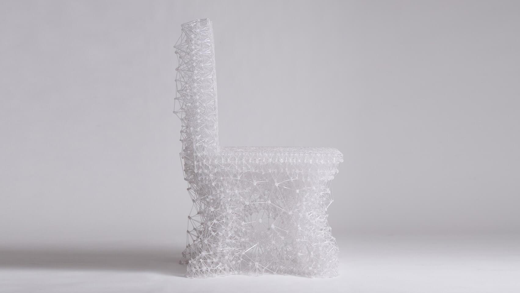 koreanische designerin erschafft connect chair mit einem 3d stift. Black Bedroom Furniture Sets. Home Design Ideas
