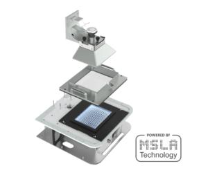 MSLA Technologie