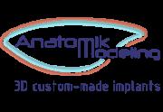 Anatomik Modeling Logo.