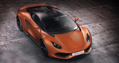 Arrinera Hussarya Supersportwagen