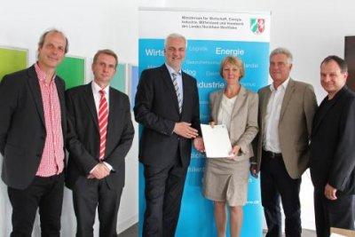 Eröffnung des 3D-Kompetenzzentrum Niederrhein