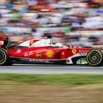 Ferrari Formel 1 Wagen