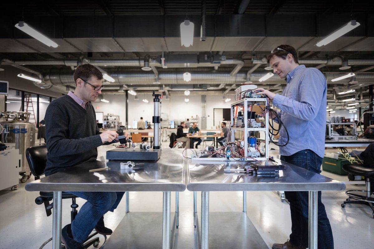 BMW, Google und Lowe investieren 45 Millionen US-Dollar in Metall-3D-Druck Startup