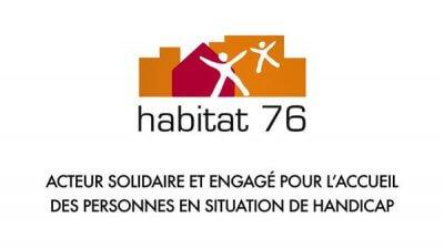 Habitat 76 Logo.