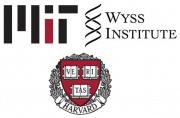 Logo der Harvard University, MIT und vom Wyss Institut