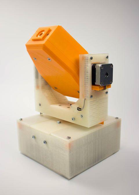Lichtmaschine aus 3D-Drucker