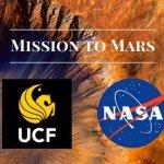 Mission zum Mars