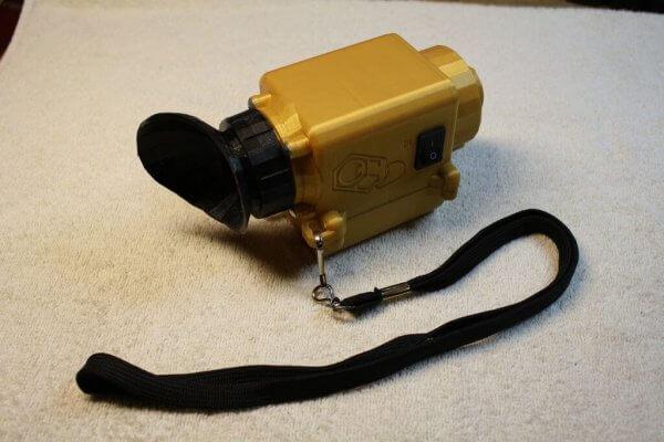 OpenScope Nachtsichtgerät aus dem 3D-Drucker