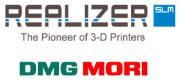 Logo Realizer und DMG Mori