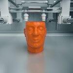 3D-Druck-Selfie