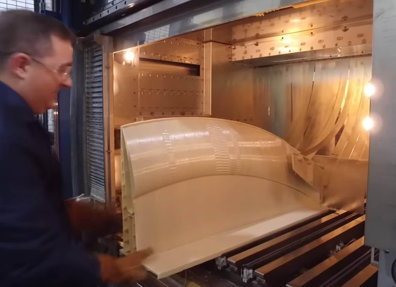 ford plant 3d drucker f r die herstellung von autoteilen einzusetzen. Black Bedroom Furniture Sets. Home Design Ideas