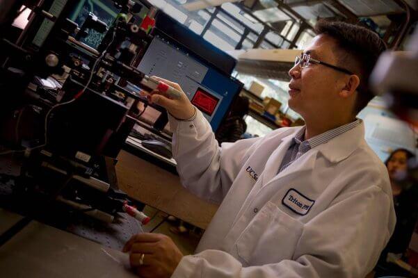 Herstellung von Blutgefäßen mit dem 3D-Drucker