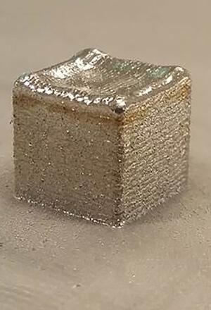 BNNT-Titanium-Verbundwerkstoff.