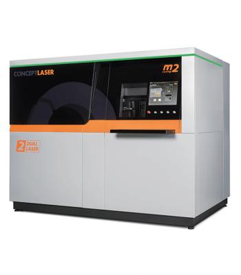 Concept Laser M2 cusing 3D-Metall-Drucker