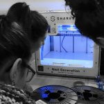 Foto vom 3D-Druck Workshop