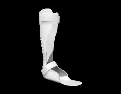 3D-gedruckte Fuß Orthese