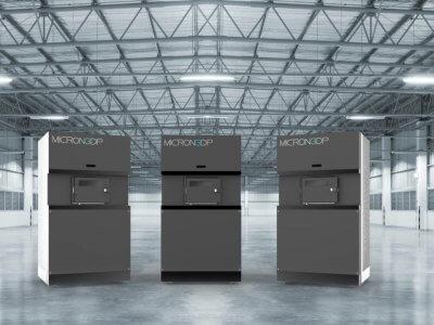Der 3D-Glas-Drucker von Micron3DP