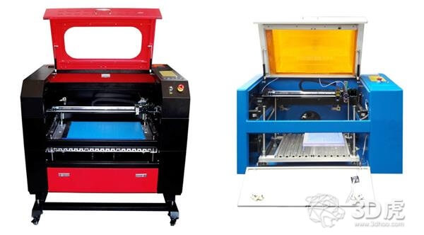 Beide Hyrel 3D-Drucker.