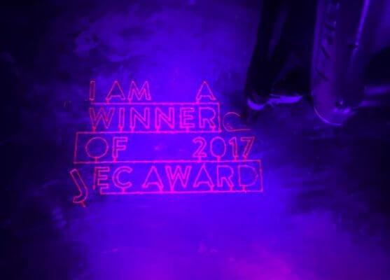 Logo des JEC Innovation Awards 2017