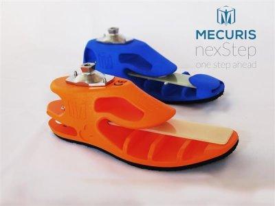 3D-gedruckte Fußprothese