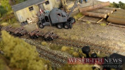 Modellbahn mit 3D-Druck