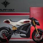 Elektromotorrad aus dem 3D-Drucker von Italian Volt