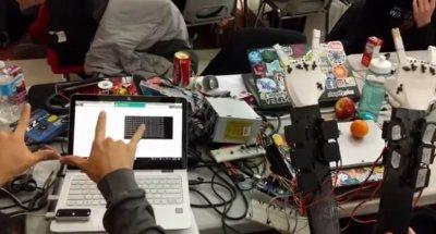 SignBot: Roboterhände aus dem 3D-Drucker