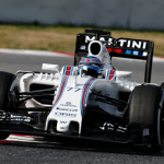 Williams FW 38 Rennwagen.