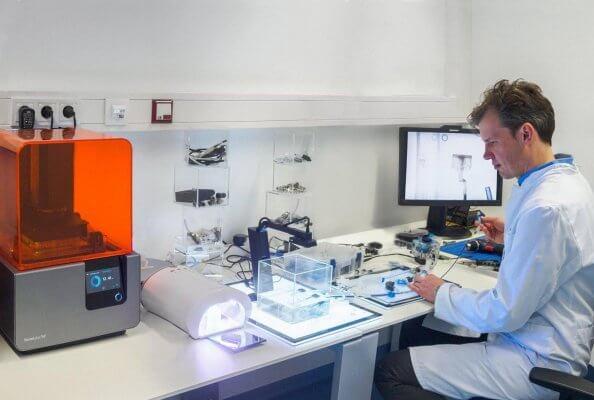 3D-Druck-Labor in Lübeck