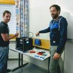 3D-Drucker der Neue Mittelschule Eferding