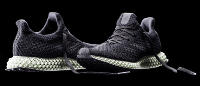 3D-gedrucker Schuh