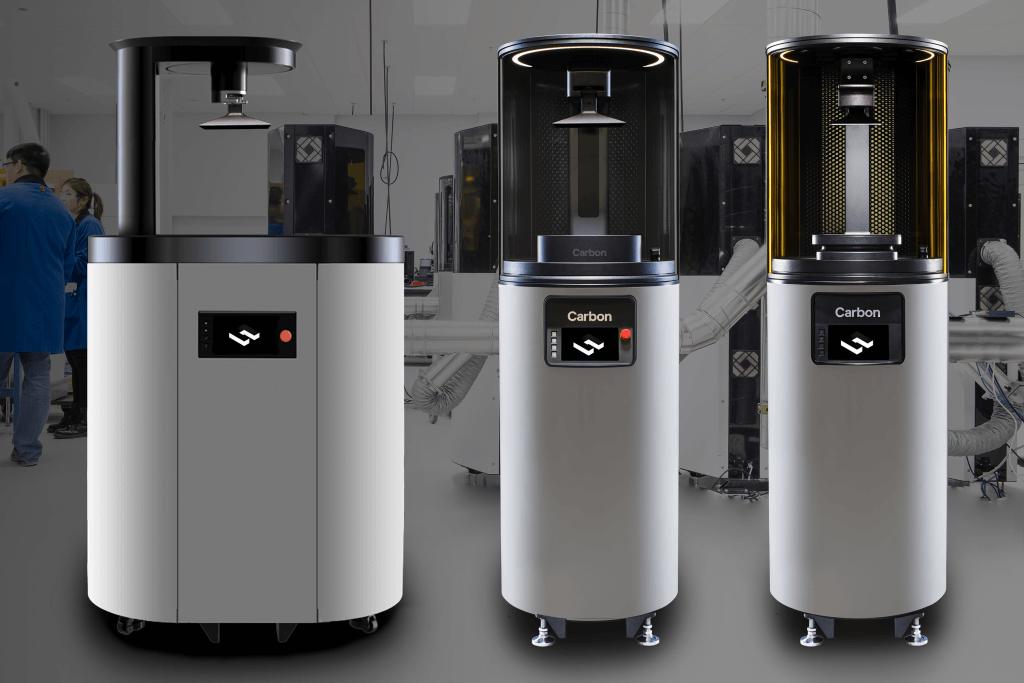 online store bfb69 26ba0 Carbon möchte 3D-Druck mit digitaler Lichtsynthese massentauglich machen