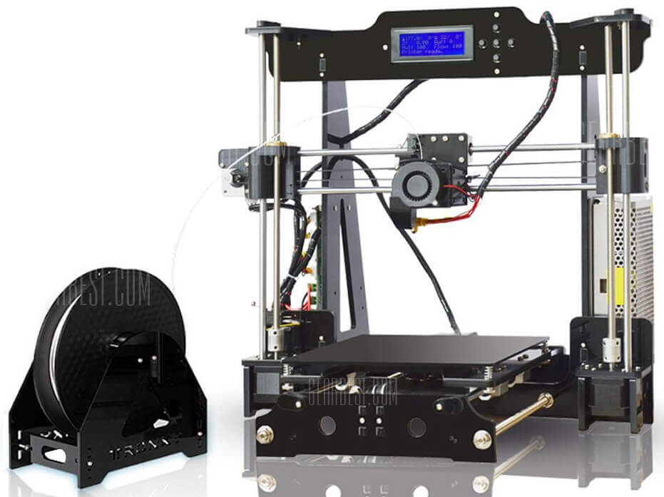 Tronxy Acrylic 3DCSTAR P802-MHS