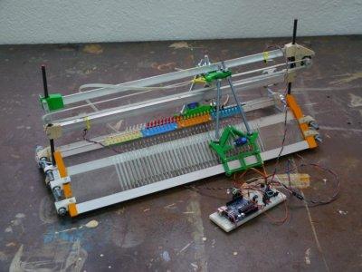 erster Prototyp 2013