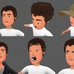 3D-Profilbild Facebook