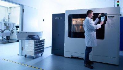 Fortus 900mc 3D-Drucker
