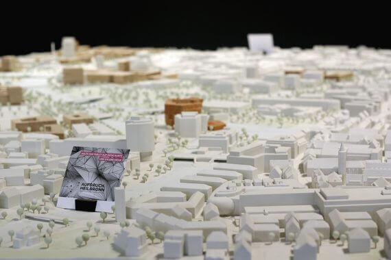 Stadtmodell Heilbronn