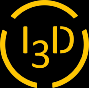 Logo I3D Innovation