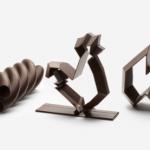 3D-gedruckte Schokolade