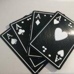 Pokerkarten aus 3D-Drucker