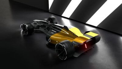 Renault RS 2027 Vision