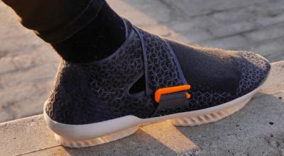 Schuh aus dem 3D_Drucker