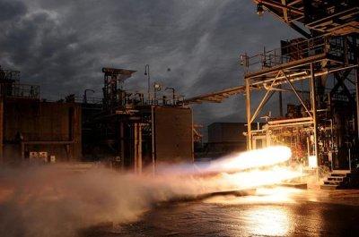 Raketenmotor 3D-gedruckt